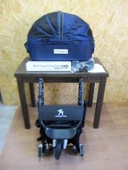 小平市にて エアバギー ドッグカート ドーム2 ブレーキモデル を出張買取致しました