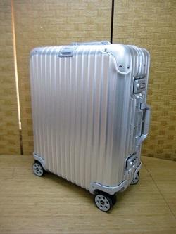 相模原市にて リモワ トパーズ 923.56.00.4 スーツケース を出張買取致しました