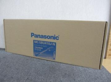 八王子市にて パナソニック 掃除機 MC-SBU410J-N を店頭買取致しました
