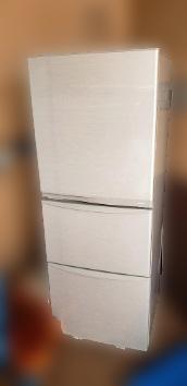 調布市にて 東芝 冷凍冷蔵庫 GR-34ZY を出張買取致しました