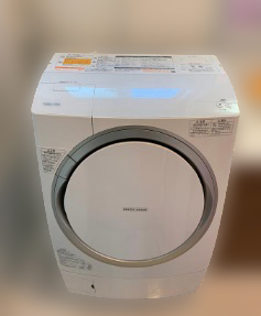 府中市にて 東芝 ドラム式洗濯乾燥機 TW-Z96X2MR を出張買取致しました