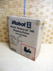 iRobot Braava jet240 ブラーバ 床拭きロボット