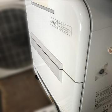 台東区にて パナソニック 食器洗い乾燥機 NP-TM8 を出張買取致しました
