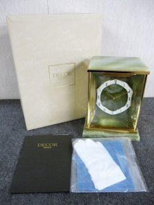 DECOR デコール 置時計 AZ732G