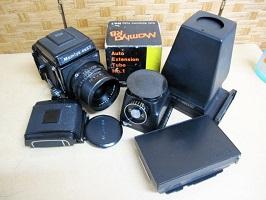 相模原市にて マミヤ 中判カメラ RB-67 を出張買取致しました