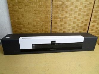 小平市にて BOSE Soundbar 500 ワイヤレスサウンドバー を出張買取致しました