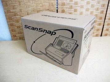 世田谷区にて 富士通 Scan Snap スキャナ FI-IX500 を出張買取致しました