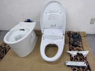 小平市にて リクシル ベーシア シャワートイレ BC-BA20S DT-BA281 を店頭買取致しました