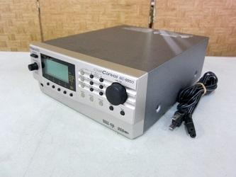 小平市にて Roland 音源モジュール SC-8850 を出張買取致しました