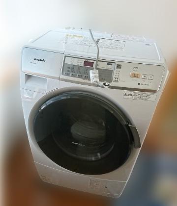 武蔵野市にて パナソニック ドラム式洗濯乾燥機 NA-VD150L を出張買取致しました