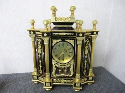 横浜市保土ヶ谷区にて SEIKO QUARTZ 置時計 を出張買取致しました