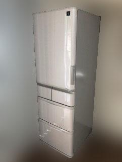 東久留米市にて シャープ 冷凍冷蔵庫 SJ-PW41C を出張買取致しました