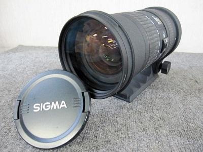 厚木市にて SIGMA レンズ 50-500mm 1:4-6.3D APO を出張買取致しました