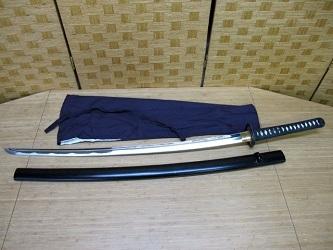 横浜市鶴見区にて 五郎入道 正宗 模造刀 を出張買取致しました
