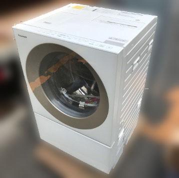 横浜市緑区にて パナソニック ドラム式洗濯機 NA-VG720L を出張買取致しました