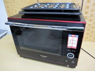 綾瀬市にて パナソニック スチームオーブンレンジ NE-BS1400 を出張買取致しました