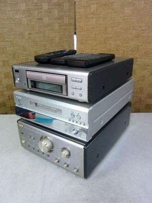 大和市にて デノン CDプレーヤー DCD-7.5E を店頭買取致しました