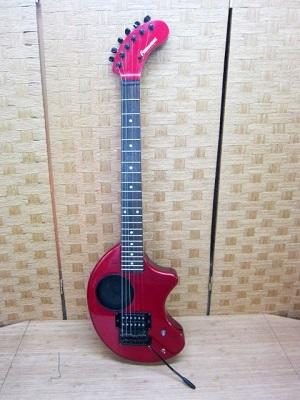 横浜市鶴見区にて フェルナンデス ZO3 アンプ内蔵ギター を出張買取致しました