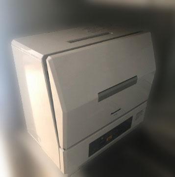 藤沢市にて パナソニック 食器洗い乾燥機 NP-TCR4 を出張買取致しました
