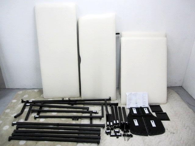 大和市にて セレナ C27 白色レザータイプ ベットキット を出張買取致しました