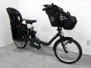 パナソニック ギュット ミニ DX 子供乗せ 電動自転車 BE-ELMD032G2