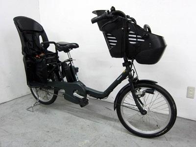 厚木市にて パナソニック ギュットミニ DX 電動自転車 BE-ELMD032G2 を出張買取致しました