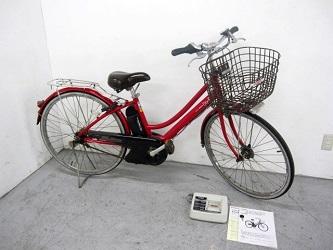 大和市にて ヤマハ 電動アシスト自転車 PAS City F を店頭買取致しました