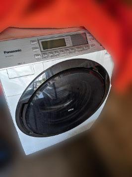 八王子市にて パナソニック ドラム式洗濯機 NA-SVX870Lを出張買取致しました
