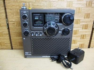 SONY スカイセンサー ラジオ ICF-5900