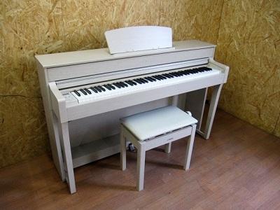 ヤマハ グラビノーバ 電子ピアノ CLP-635W