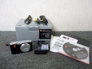 ライカ コンパクトデジタルカメラ C-LUX1