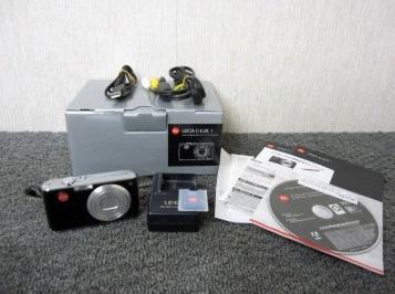 多摩市にて ライカ コンパクトデジタルカメラ C-LUX1 を出張買取致しました