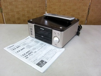 大和市にて ビクター DVDレシーバー CA-EXAR7 を店頭買取致しました