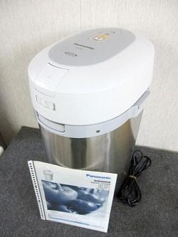 横浜市西区にて パナソニック 家庭用生ごみ処理機 MS-N53-S を出張買取致しました