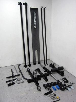 世田谷区にて POWERTEC ラットタワーオプション WB-LTO16 を出張買取致しました