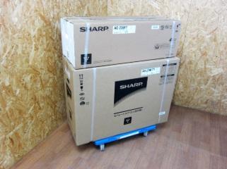 大和市にて シャープ エアコン AC228FT を店頭買取致しました