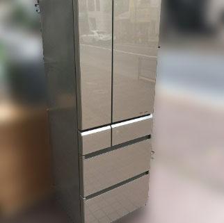 品川区にて パナソニック 冷凍冷蔵庫 NR-F502XPV を出張買取致しました