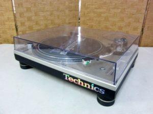 テクニクス ターンテーブル レコードプレーヤー SL-120MK3D