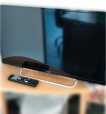 世田谷区にて SONY 液晶テレビ KJ-32W700C を店頭買取致しました
