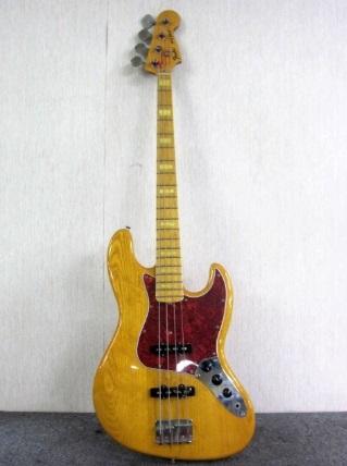 相模原市にて FENDER JAZZ BASS 4弦 エレキベース を出張買取致しました
