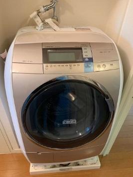 横浜市にて 日立 ドラム式洗濯乾燥機 BD-V9600 を出張買取致しました