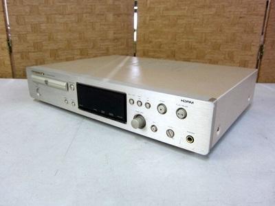 大和市にて マランツ CDレコーダー DR6000 を店頭買取致しました