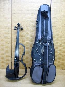 八王子市にて ヤマハ サイレントバイオリン SV-200 を出張買取致しました