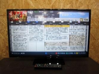 横浜市にて パナソニック VIERA 液晶テレビ TH-32C305 を出張買取致しました