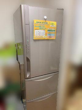 相模原市にて 日立 冷凍冷蔵庫 R-K320EV を出張買取致しました