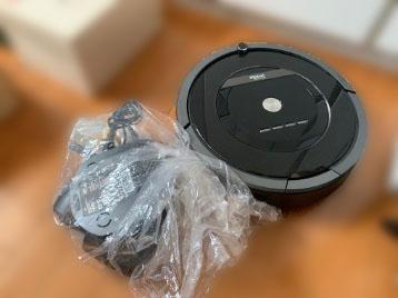 世田谷区にて アイロボット ルンバ 880 を出張買取致しました
