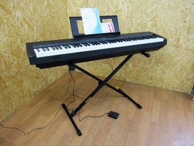 横浜市西区にて ヤマハ 電子ピアノ P-45 HERCULES を出張買取致しました