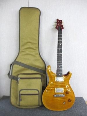 横浜市にて PRS ポールリードスミス Mccarty model バーズインレイ エレキギター を店頭買取致しました