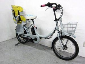 ブリヂストン bikke 子供乗せ 電動アシスト自転車 BK0C
