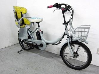 八王子市にて ブリヂストン bikke 電動自転車 BK0C を店頭買取致しました